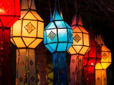 Traditional Lanna Lanterns